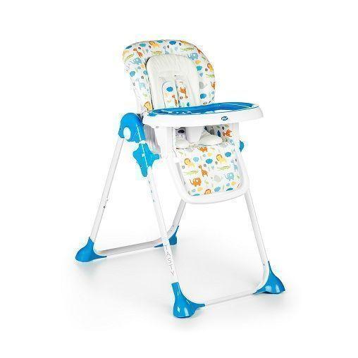 Trona Plegable Tasty de Innovaciones MS Azul