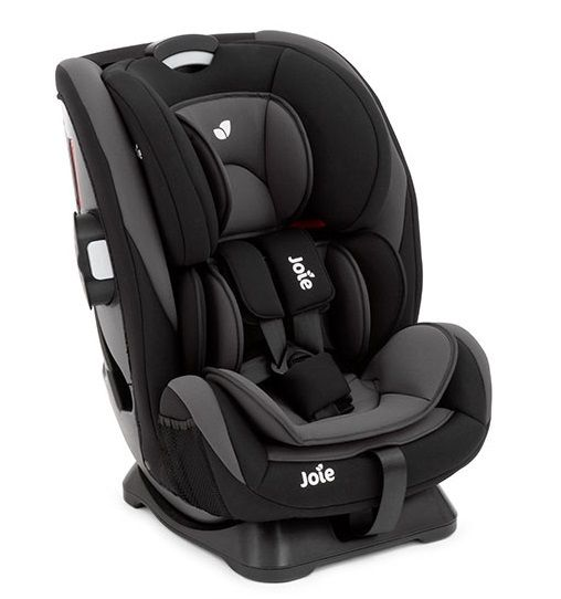 Silla Auto EVERY STAGE JOIE 0+1+2+3 Color Two Twon Black