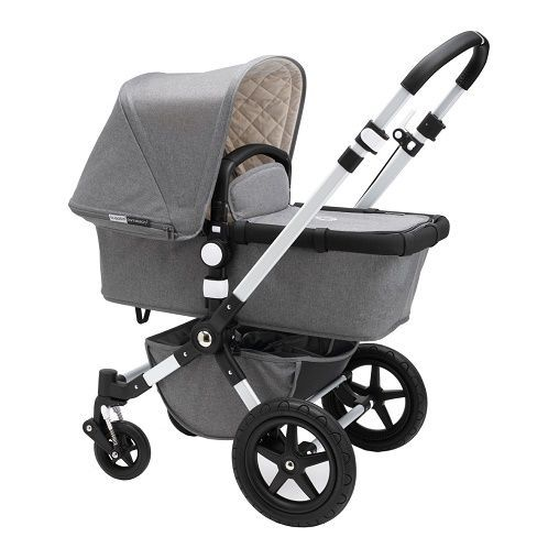 BUGABOO CAMELEON 3 CLASSIC Gris Melange COLLECTION