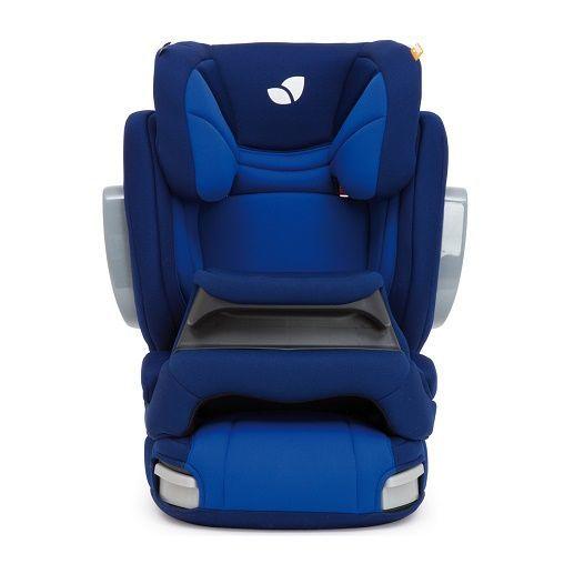 Silla de Auto Joie Trillo Shield Calypso azul Grupo 1/2/3
