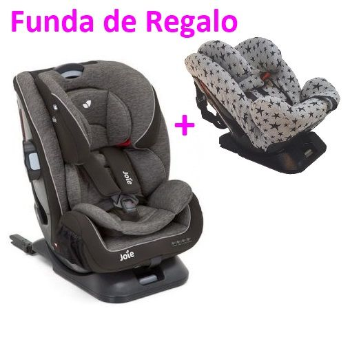 Silla de Auto Joie Every Stages FX Isofix Dark Pewter