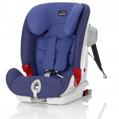 Silla Auto Romer Advansafix III Sict Ocean Blue