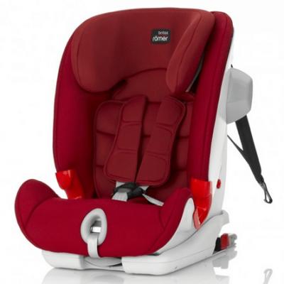 Silla Auto Romer Advansafix III Sict Flame Red