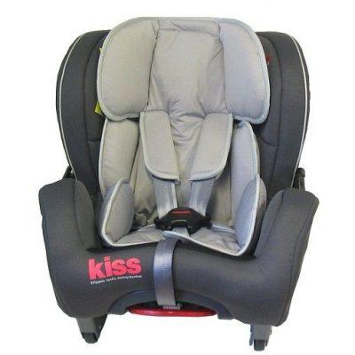 Silla de Auto Klippan KISS 2 Plus 2017 Gris