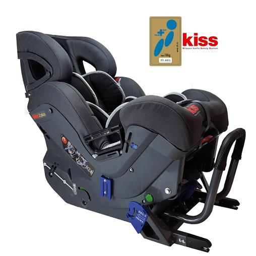 Silla de Auto Klippan KISS 2 Plus 2017