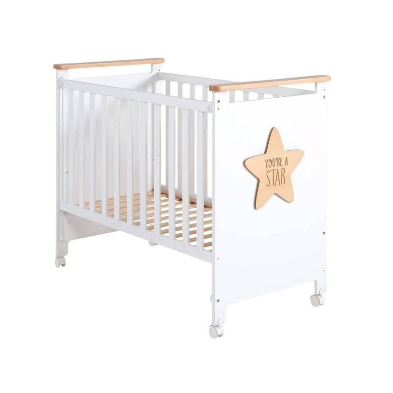 Cuna Baby Star de Micuna 2018 Estrella Beige