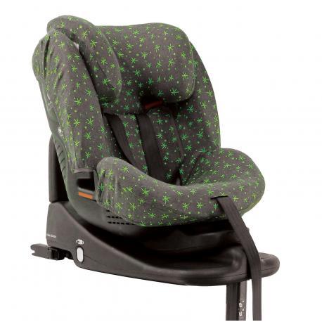 Funda para silla de coche Joie Stage Isofix Fluor Sparks
