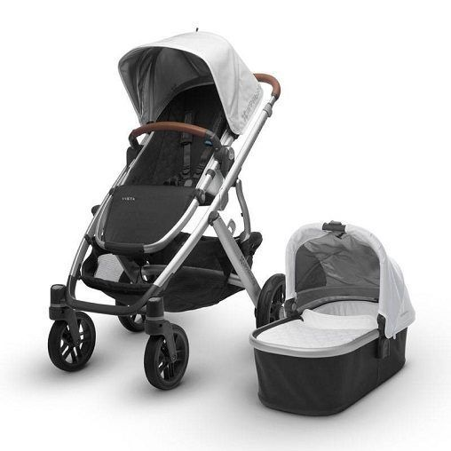 Pack Duo UPPABABY Vista 2018 Loic