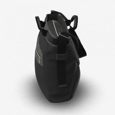 Bolso Bugaboo con cambiador negro