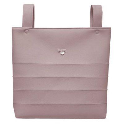 Bolso Panera Uzturre Coleccion TT Pol color rosa