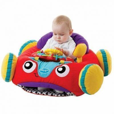 Coche Comfy Car Playgro Luces y Sonido 6m+