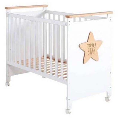 Cuna Baby Star Natural Micuna para bebes