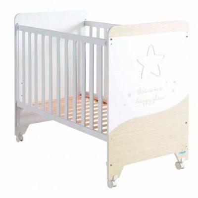 Cuna Cosmic Micuna Arena para bebes Blanco 0m+
