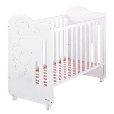 Cuna Globito Micuna color blanco para bebes