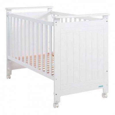 Cuna Occitane Micuna para bebes color blanco 0m+