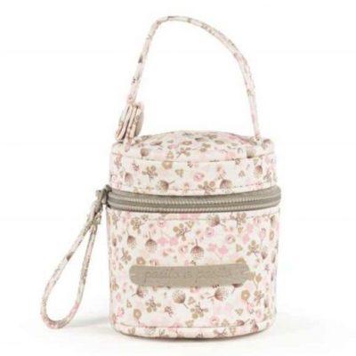 Portachupete Pasito Bouquet rosa