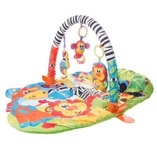 Gimnasio para bebe Playgro Animalitos del Bosque