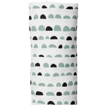 Muselina Bambu Collection Roc Menta Mint