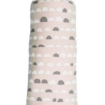 Muselina Bambu Collection Roc Rosa