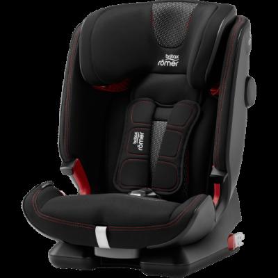 Silla Auto Advansafix IV-R Black Cool Flow de Romer