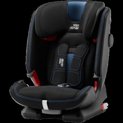Silla Auto Advansafix IV-R Cool Flow Blue de Romer