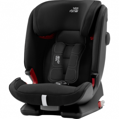 Silla Auto Advansafix IV-R Negro