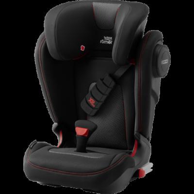 Silla Auto Kidfix III-S Black