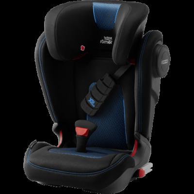 Silla Auto Kidfix III-S Blue Cool Flow de Rommer