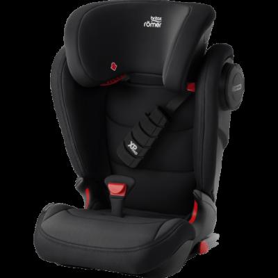 Silla Auto Kidfix III-S Negro