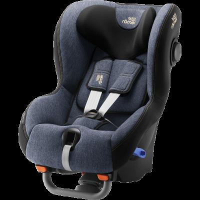 Silla Max-Way Plus Blue Marble para auto de Romer