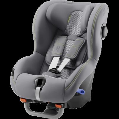 Silla Max-Way Plus Silver Cool Flow para auto de Romer