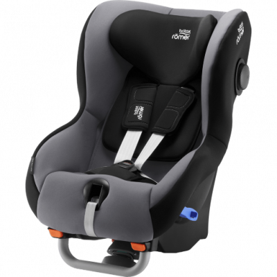 Silla Max-Way Plus Gris Storm Grey para auto de Romer