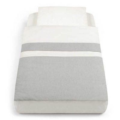 Kit Textiles Cullami 151 Cam Liso Gris & Blanco
