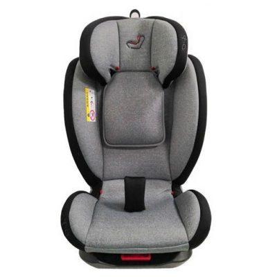 Silla Auto Rescate Infantil Gris PFR 5.0 Grupo 0-1-2-3 (0-36kg)