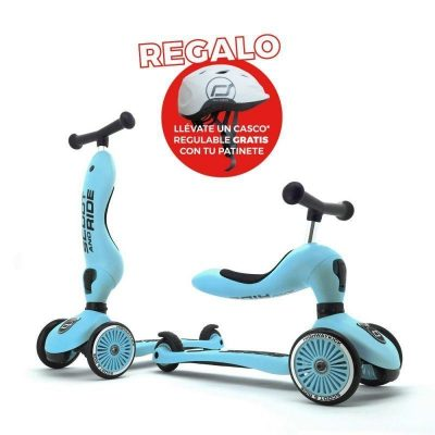 Patinete 2 en 1 Scoot And Ride