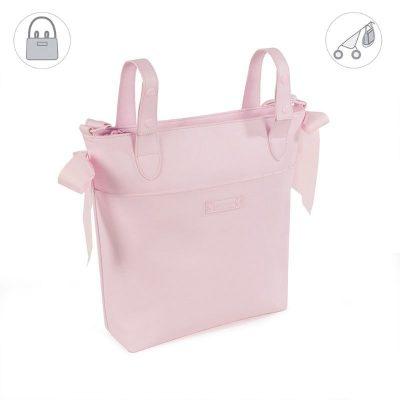 Bolsa cochecito Essentials Rosa