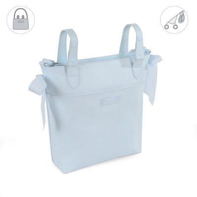 Bolsa cochecito Essentials Azul